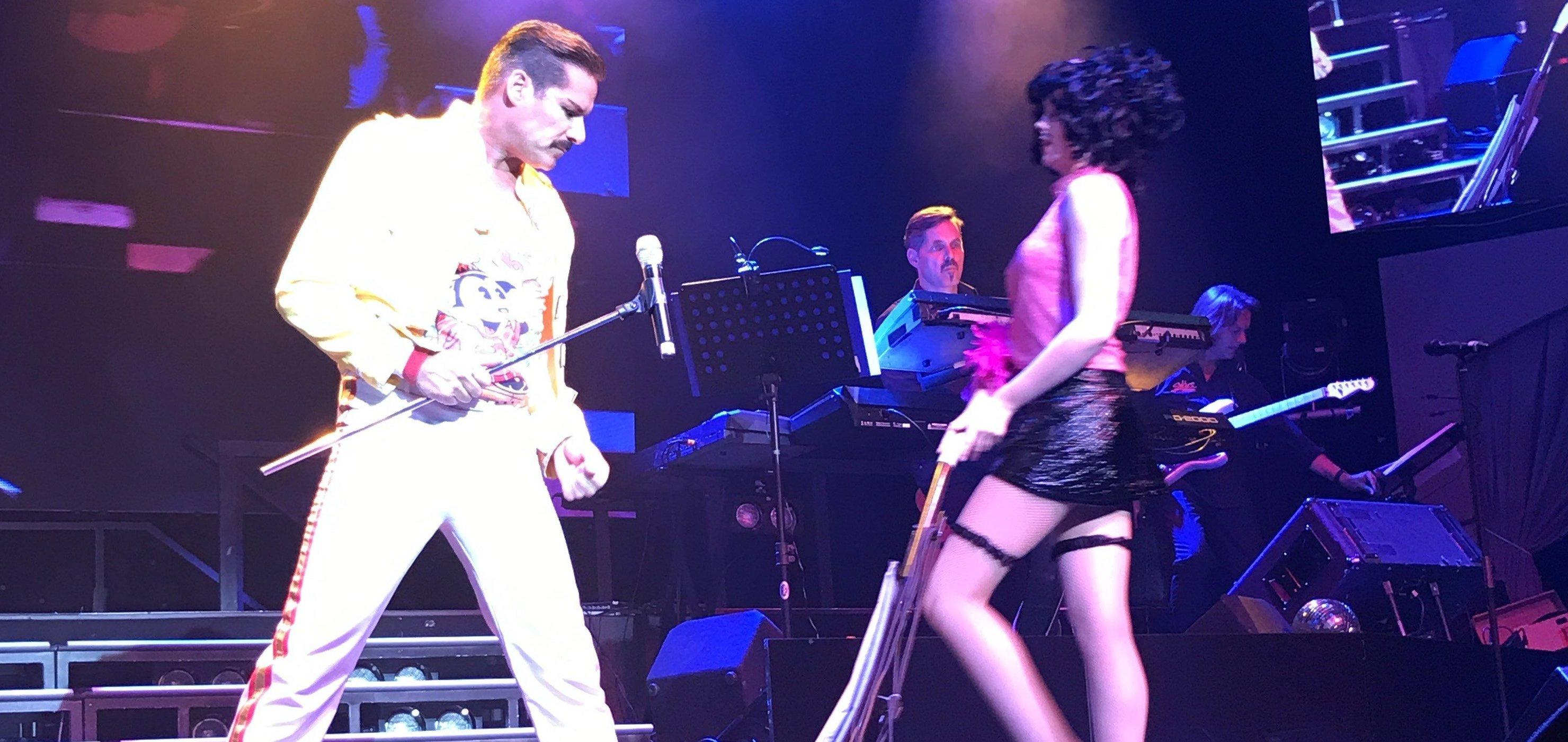 Stars in concert – das 20 jährige Show-Jubiläum