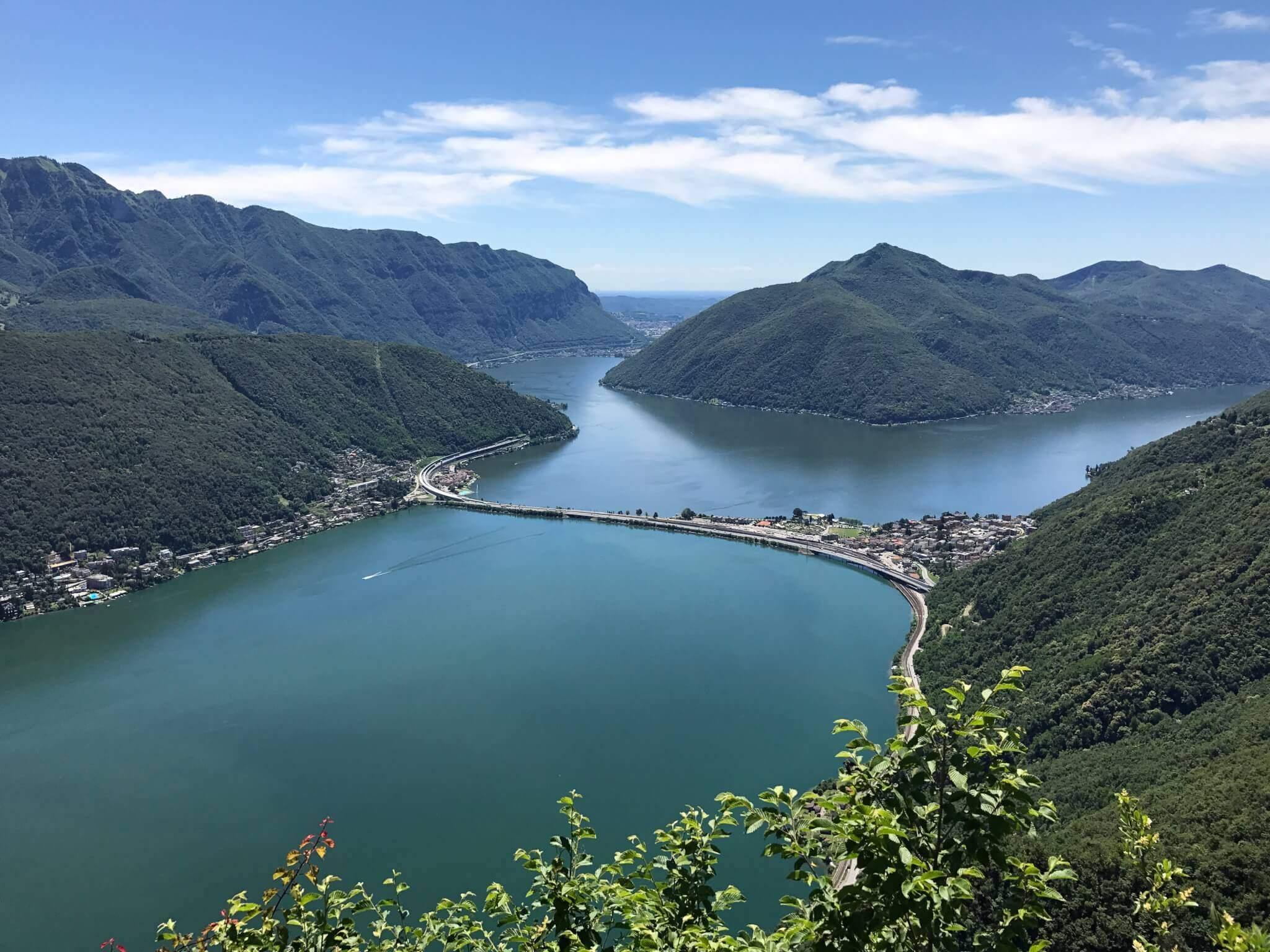 Lugano – Perle der Schweiz