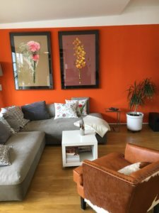 Starke Farben für Zuhause-so geht's!