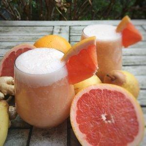 Katerrezept mit Birnen und Grapefruit hilft