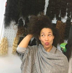 Haare zum Aussuchen