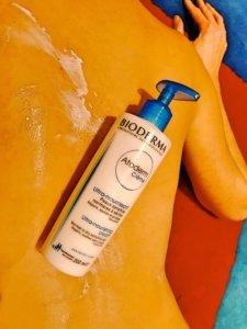 Frostschutz für die Haut dank Körpercreme