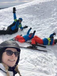 Familien-Skiurlaub in Oberwiesenthal