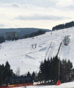 Familien-Skiurlaub Oberwiesenthal