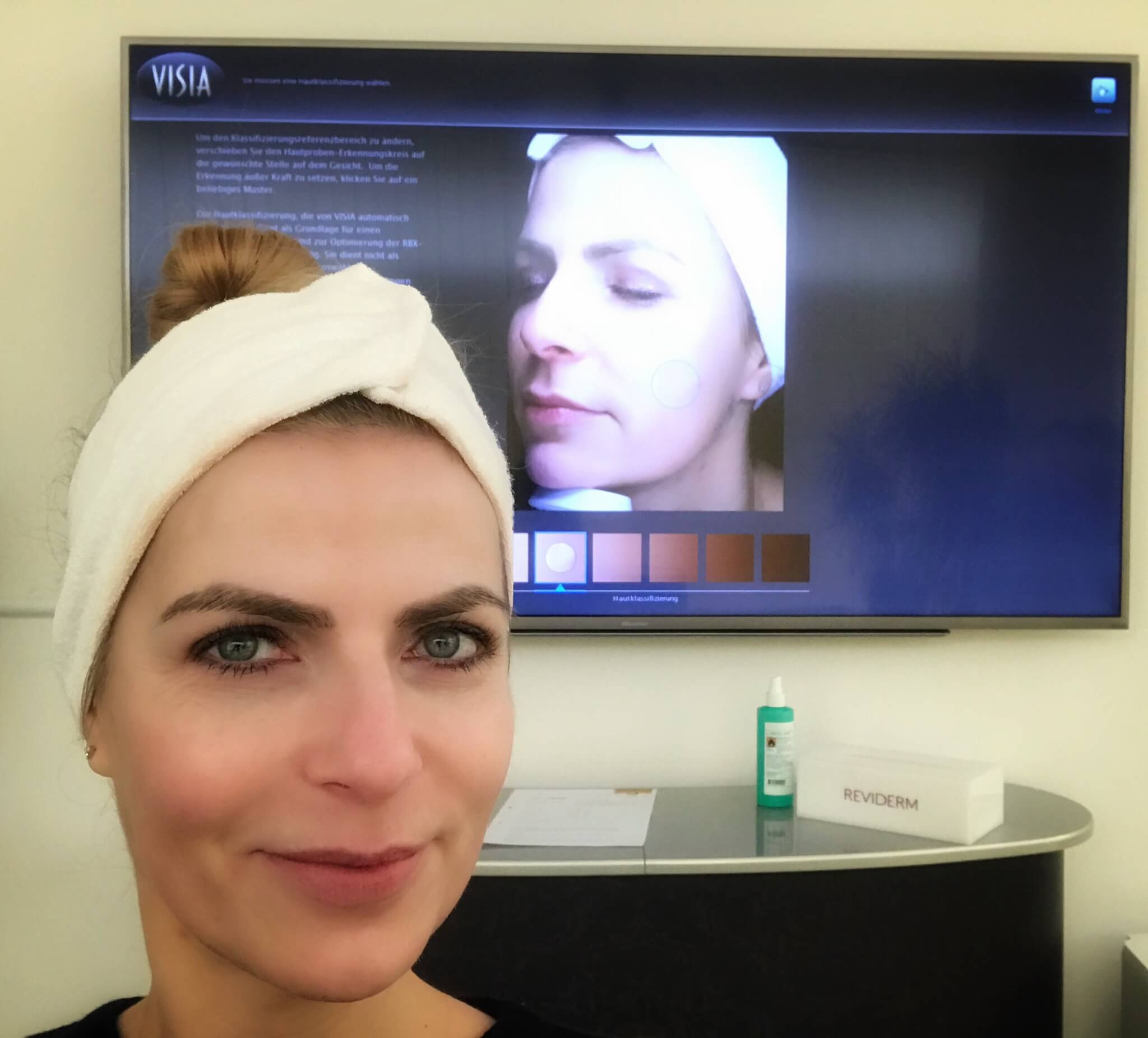 Skin analysis-how old is our skin in reality? We can find that out now…