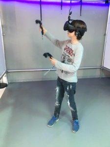 virtual reality fun fair