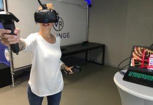virtual reality remote control