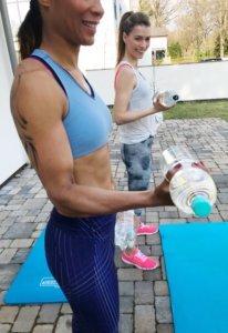 Upper body invigoration - biceps