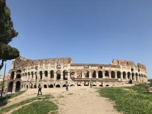 Rom verschlägt einem die Sprache