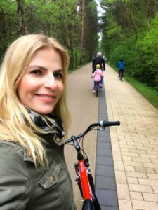 Bicycle tour on Usedom