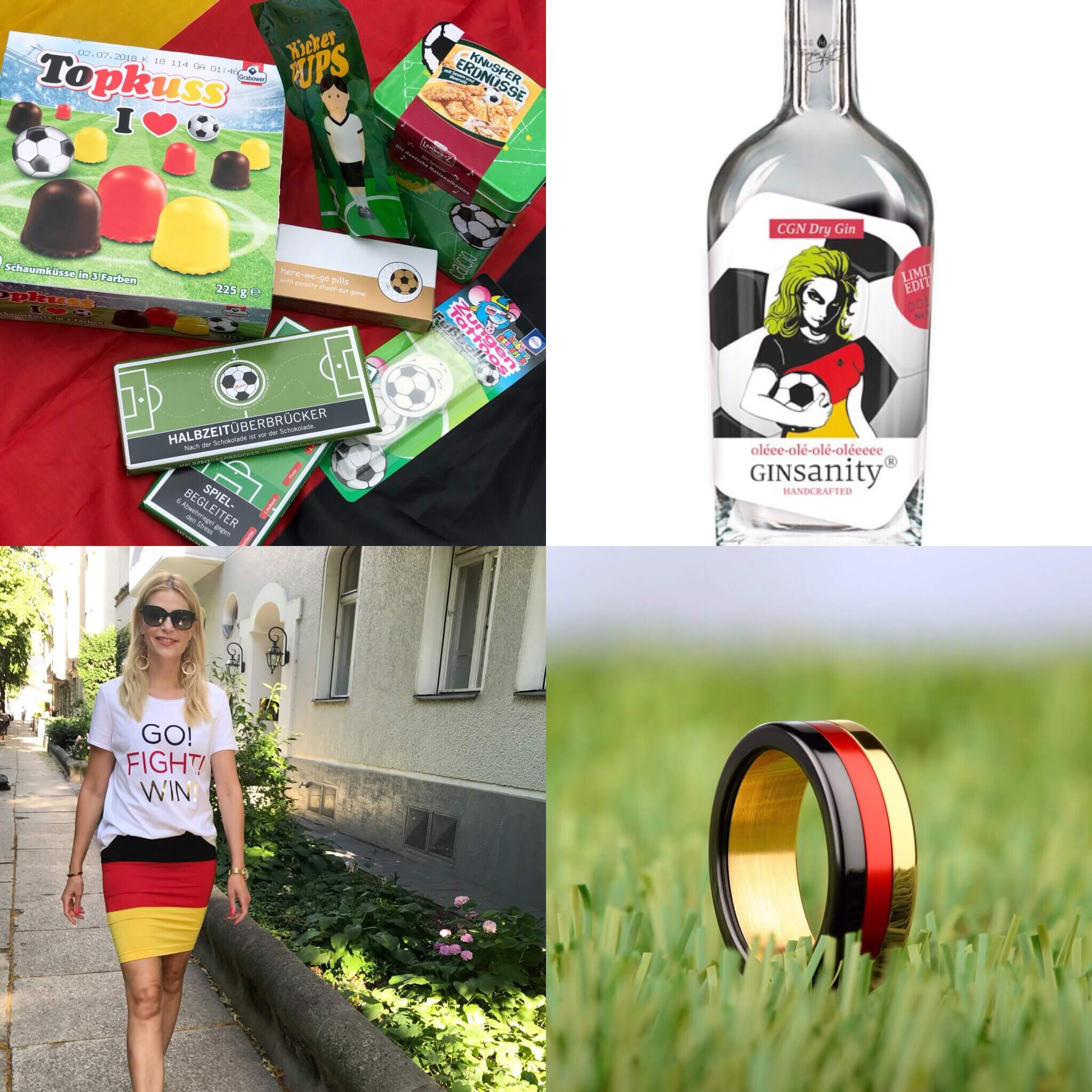 Styling, drinks, snacks – testing the best soccer World Championship products