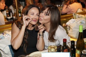 Frauenpower beim TwoTell Ladiesdinner