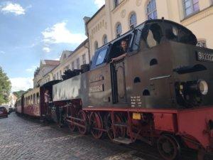 Lok fahren in Kühlungsborn