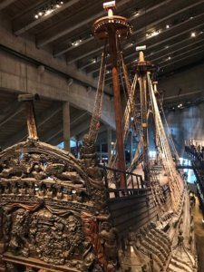 Stockholm city tips Vasa museum
