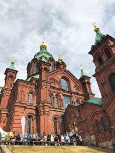 Helsinki Uspensky cathedral