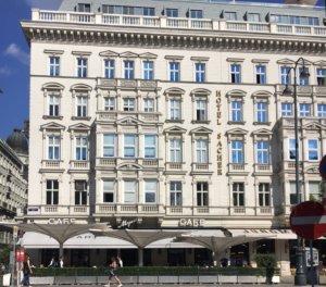 Vienna Sacher Hotel