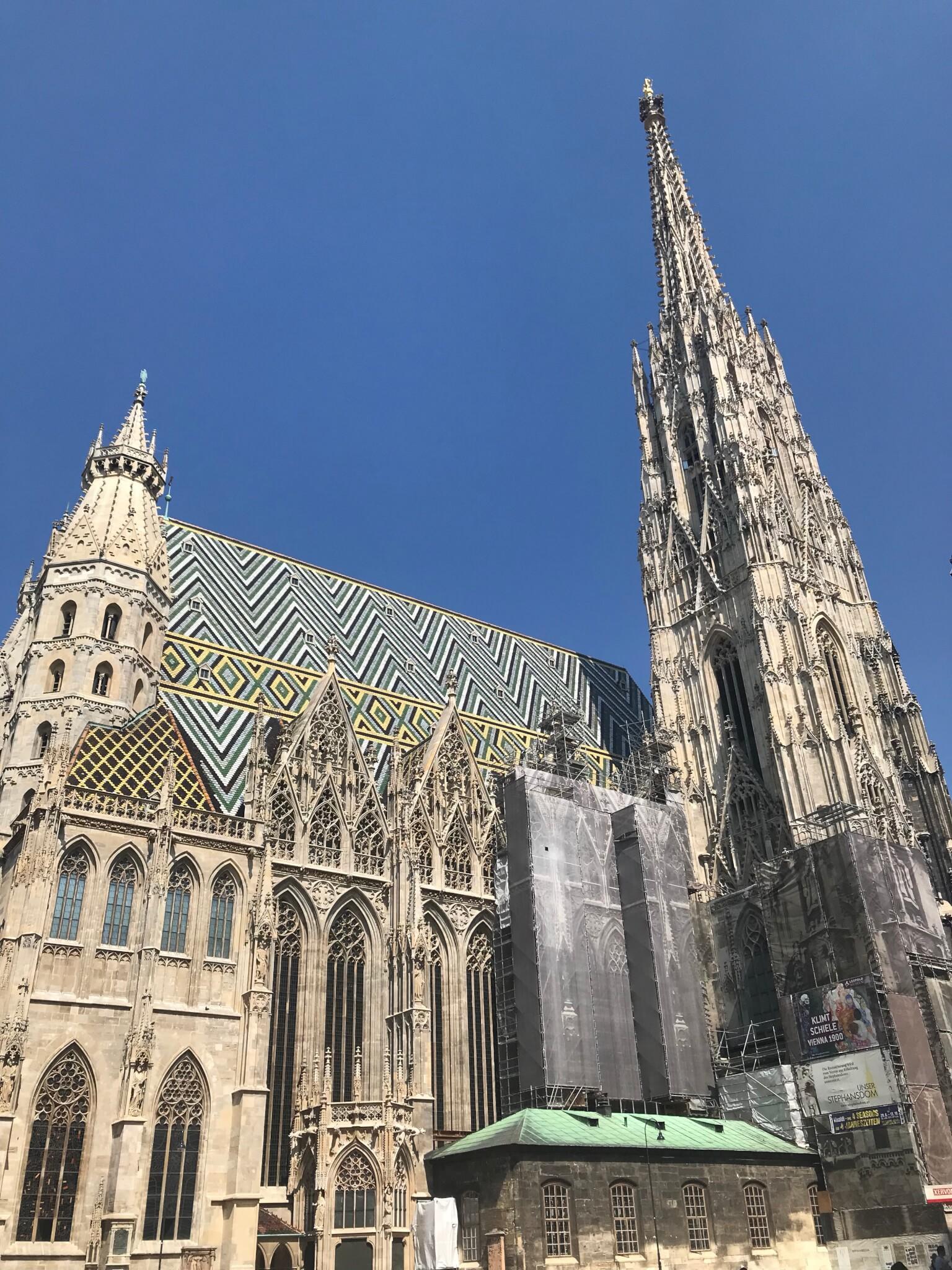 Wien – eine Stadt für's Auge und für's Herz