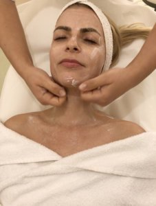 Face Club Berlin massage