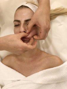 Face Club Berlin fascia treatment