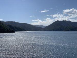 New Zealand ccok strait