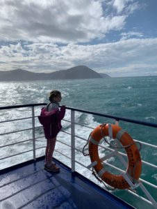 Neuseeland Fähre